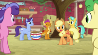 Applejack -that's friendship in action- S8E12