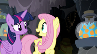 "Fluttershy ""do you think she found it?"" S7E20"