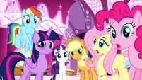 Fluttershy -that was fast- S5E13
