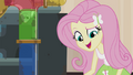 Fluttershy addressing hamsters EG2.png