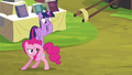 Pinkie Pie looking for witnesses S4E22.png