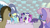 Ponies complaining about the weather S3E13