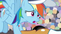 """Rainbow """"you wanted to impress Wind"""" S9E6"""