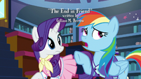 Rainbow Dash -no, not always- S8E17