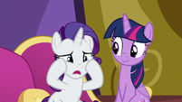 "Rarity ""fix the mess I've made!"" S9E19"