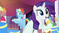 Rarity -mine as well- S5E15