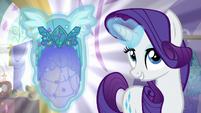 Rarity presents Fashionable Pony's Princess Dress S5E14
