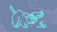 S01E06 Trixie opowiada jak pokonała niedźwiedzicę