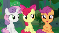 """Scootaloo """"worked out the way it did!"""" S9E23"""