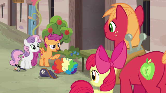 """File:Scootaloo """"you'll never know if you don't try"""" S7E8.png"""