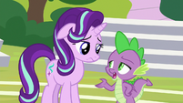 "Spike ""Discord is just bein' Discord"" S8E15"