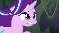 Starlight galloping through the forest S8E13