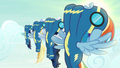 The Wonderbolts' synchronized flying S6E7.png