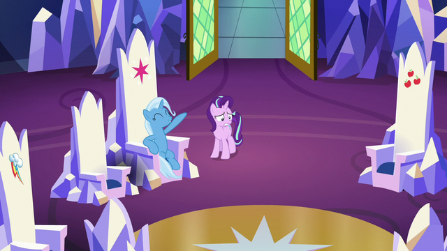 "File:Trixie ""I made a whole table go poof!"" S7E2.png"