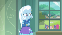 Trixie feeling sorry for Sunset Shimmer EGFF