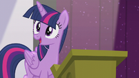 "Twilight ""I can tell"" S5E25"