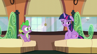 Twilight --I have a lot to learn about being a teacher-- S6E2
