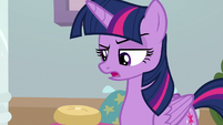 "Twilight Sparkle ""that's what she told me"" S8E12"