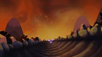 Twilight lands S4E26