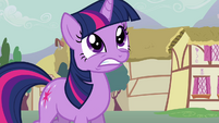 Twilight worried S3E05