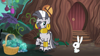 "Zecora ""all would return to good"" S9E18"