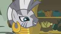 Zecora -its results are like a joke- S1E09