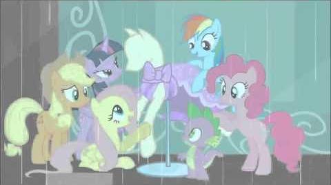 -Czech- My Little Pony - Generosity Song - Reprise -HD-