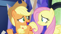Applejack --probably not as bad as we think-- S6E20