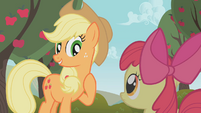 Applejack proud S01E12