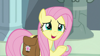 "Fluttershy ""written from his point of view"" S9E21"