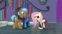 Fluttershy -empty and ultimately meaningless- S8E4