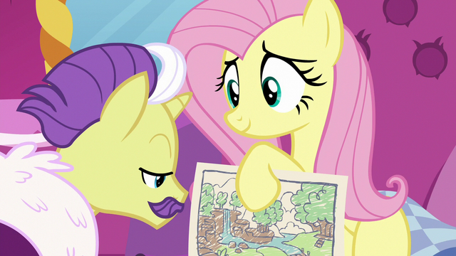 File:Fluttershy shows Dandy Grandeur her diagram S7E5.png