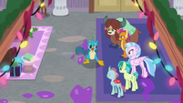 "Gallus ""I would get to be with all of you"" S8E16"