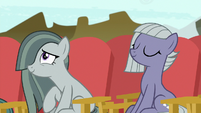 Marble and Limestone proud of Maud S7E4