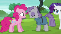 Maud Pie hanging her head S6E3