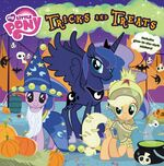 My Little Pony Tricks and Treats storybook cover