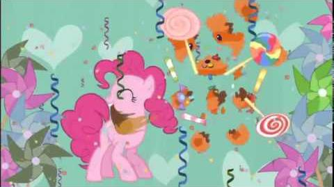 Pinkie's Gala Fantasy Song - Lithuanian