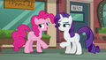 """Pinkie """"I can sneak away to pick out a rock pouch!"""" S6E3.png"""