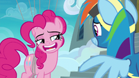 "Pinkie Pie ""I reeeally wanted to!"" S7E23"