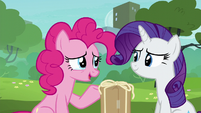 Pinkie Pie --couldn't have done it without you-- S6E3