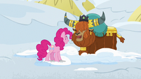 Prince Rutherford -yak hates that, too!- S7E11