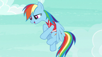 "Rainbow Dash ""I'd normally be so pumped"" S6E18"