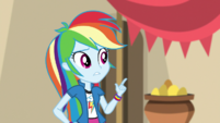 "Rainbow Dash ""the first thing we need to do"" EGS2"