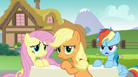 Rainbow Dash --here's a friendship lesson-- S6E21