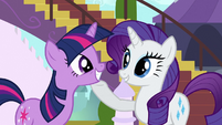 Rarity 'All those doubts' S3E2