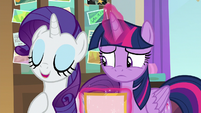 Rarity -entirely with my own bits- S8E16