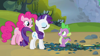 Rarity all done S3E9