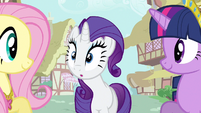 Rarity looking at me S3E13