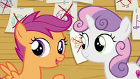 "Scootaloo ""Isn't there something you've always wanted to do on your own?"" S6E4"