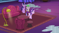 Starlight Glimmer --thought if I just kept wowing you-- S6E21